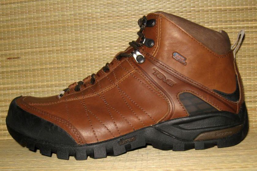 Teva New Event Mens Vibram Mid Riva 9 Shoes Hiking Leather ZZacdqn4r